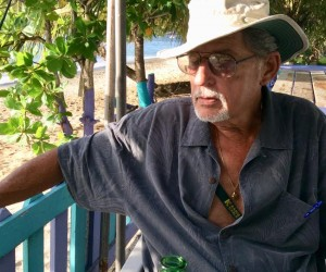 dad in Bequia